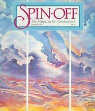 Spin-off Summer 1993:twined baskets;solar dyeing;qiviut