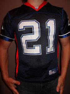 Buffalo Bills Willis McGahee #21 Reebok Blue Jersey Youth Medium