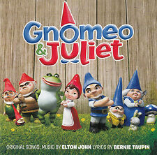 GNOMEO & JULIET - ORIGINAL SOUNDTRACK / MUSIC: ELTON JOHN / CD - NEUWERTIG