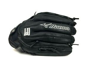 Mizuno Supreme Fast Pitch Softball Glove Left Handed Black - 12.5""