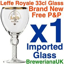 Single Leffe Royale Glass 33cl Ritzenhoff Cristal Brand New Genuine Imported