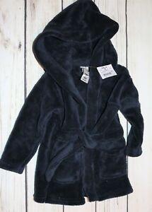 Tiny Little Wonders Brand Boy's Grey Sleep Hooded Gown Size 00 BNWT #BABY4
