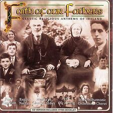 Faith of Our Fathers: Classic Religious Anthems of Ireland by VA (CD) 20 Hymns