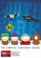 South Park: Season 18 = NEW DVD R4