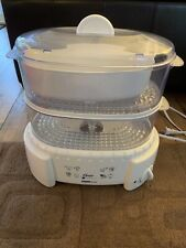 Oster Designer Instant Steam Food Steamer Rice Cooker Model 4711