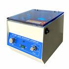 High-Speed Lab Centrifuge Digital Microhematocrit 1500-12000 rpm Adjustable 100W