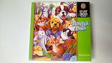 Master Pie es Jigsaw Puzzle, 300, Playful Paws Playing in the Yarn
