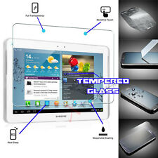 100% TEMPERED GLASS Screen Protector For Samsung Galaxy Tab 2 10.1 P5100 P5110