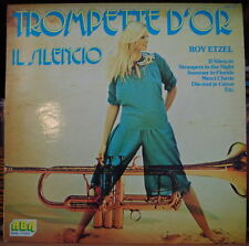 ROY ETZEL TROMPETTE D'OR IL SILENCIO CHEESECAKE COVER FRENCH LP