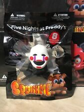 1x PUPPET FNAF FIVE NIGHTS AT FREDDY SQUISHME SQUEEZE SQUISHIE BAG NEW SEALED