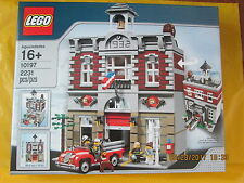 LEGO Creator Fire Brigade (10197) - New & Sealed