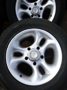 Suzuki - Grand Vitara (2005 - -2021) 16 inch alloys and tyres