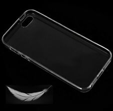 Apple iPhone 4/4S Silicone Cover TPU Transparent Protective Case Pouch NEW