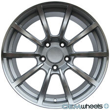 "19"" SILVER WHEELS FITS PORSCHE 986 987 CAYMAN BOXSTER COUPE S R CONVERTIBLE RIMS"