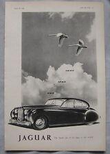 1953 Jaguar Original advert No.4