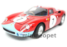 HOT WHEELS ELITE T6261 1964 FERRARI 250 LM 250LM 12HR REIMS # 7 1/18 RED