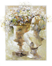 Willem Haenraets Colourful Sculpture Poster Kunstdruck Bild 69x56cm - Portofrei