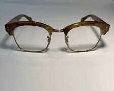 Paul Smith Authentic RX PM8167 1011 Churchill 47-20-145 Tortoise/Metal Frame