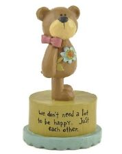 """1303 - Blossom Bucket - """"We Need Each Other"""" Standing Bear - NEW"""