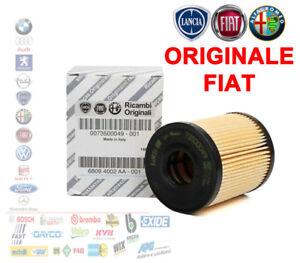 FILTRO OLIO 73500049 ORIGINALE FIAT 1.3 MULTIJET PUNTO PANDA YPSILON 500 PURFLUX