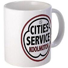 11oz mug Cities Service Koolmotor sign-