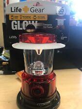 Life Gear Red Glow 35 Lumen Lantern Led #lg447