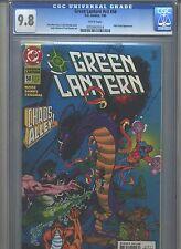 Green Lantern v3 #58 CGC 9.8 (1995) Highest Grade Felix Faust