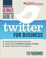 Ultimate: Guide to Twitter for Business : Generate Quality Leads Using Only...