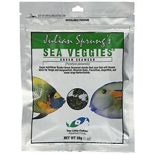 Julian Sprung's Green Seaweed SeaVeggies 30g Sea Veggies by Two Little Fishies