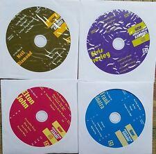 4 OLDIES KARAOKE CDGM CD+G MULTIPLEX DISCS 8+8 - SDK9017,SDK9002,SDK9018,SDK9001