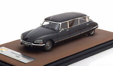 CITROEN DS LIMOUSINE 1969 BLACK GLM 220001 1/43 NOIR 1/43 SCHWARZ RESIN