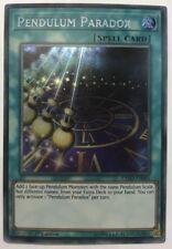 Yu-Gi-Oh! EXFO-EN061 - Pendulum Paradox - 1st edition - Secret Rare