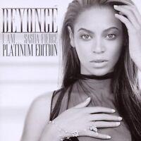 "BEYONCE ""I AM SASHA FIERCE PLATINUM EDT"" CD+DVD NEU"