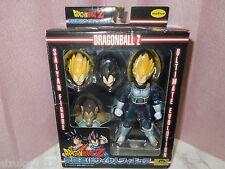 New Dragon Ball Z Ultimate Evolution Vegeta Ohzaru Figure unifive Mega Rare
