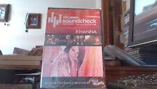 Wal*Mart Soundcheck Rihanna (2007 DVD) w/ Jay Z., Justin Timberlake -Sealed New