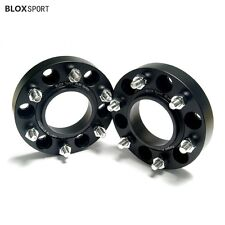 """(2) 1"""" 25MM ALUMINUM 6X4.5 6X114.3 WHEEL SPACERS FOR NISSAN Pathfinder 2005-2016"""