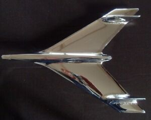 DEAL NOW vintage 1956 Chevrolet 210 Falcon hood ornament #3731828, collectible