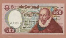 More details for p177a portugal 500 escudos banknote 1979 in mint condition