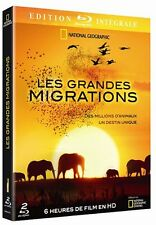 National Geographic - Les grandes migrations -Intégrale -2 Blu-ray - NEUF - VF