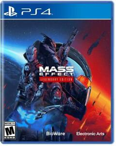 Mass Effect - LEGENDARY Edition Trilogy (PlayStation 4, Physical) May 14 ps4 ps5