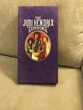 The Jimi Hendrix Experience Box Set 4 CD's - Very Good Condition
