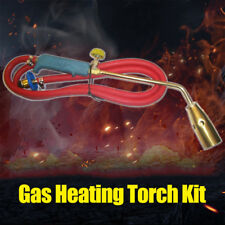 """Propane Gas Heating Flame Torch Weed Burner Hose Roofer Plumber 1.18"""" Dia PGS"""