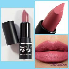 New ❤️ MAKEUP FOREVER Artist Rouge Lipstick C211 Rosewood .04 oz Travel Size