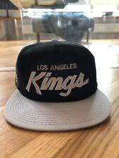 Vintage Sports Specialties Snapback Cap Los Angeles Kings Starter Oldschool Nwa