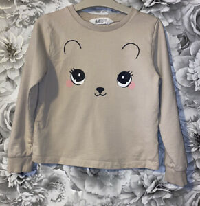 Girls Age 6-8 Years - H&M Long Sleeved Top