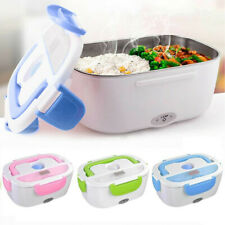 Quality 12V Portable Electric Heating Lunch Box Food Heater Bento Warmer Hot