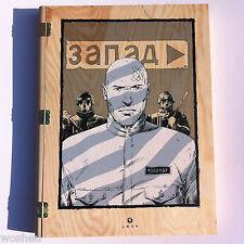 VLAD ----tirage de tête des tomes 3 et 4 sous coffret bois ---- comme NEUF !!!