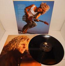 SAMMY HAGAR S/T SELF TITLED Promo Eddie Van Halen Sterling Geffen & Sleeve LP NM
