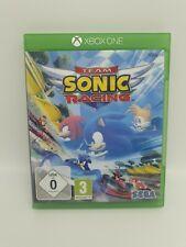 Team Sonic Racing   Microsoft XBOX ONE  OVP TOP BLITZVERSAND