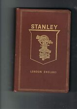 """Catalogue of Stanley Instruments - 32nd """"U"""" edition"""